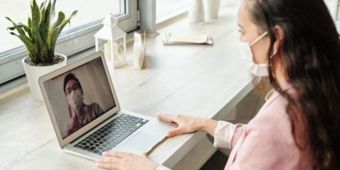 videobellen met financiele helpdesk